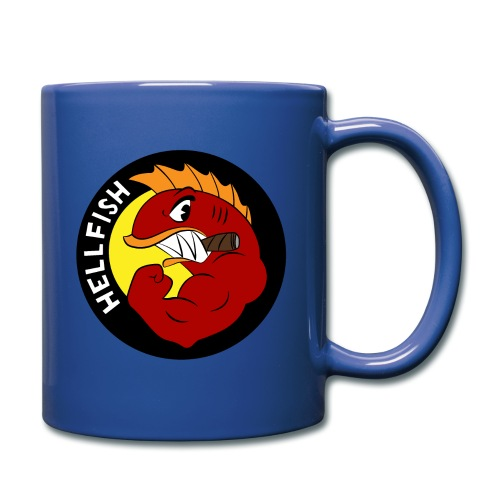 Hellfish - Flying Hellfish - Full Color Mug