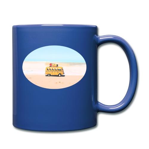 Noosa Car Beach - Full Color Mug