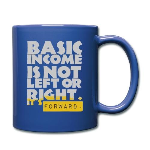 UBI is not Left or Right - Full Color Mug