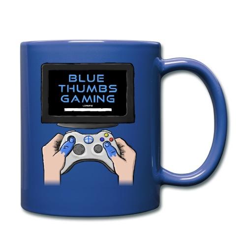 Blue Thumbs Gaming: Gamepad Logo - Full Color Mug