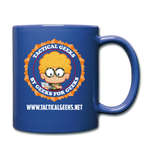 Tactical Geeks - Full Color Mug