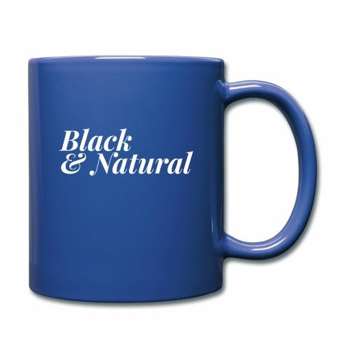 Black & Natural Women's - Full Color Mug