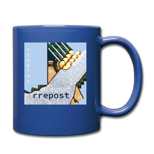 rrepost - rreplay - Full Color Mug