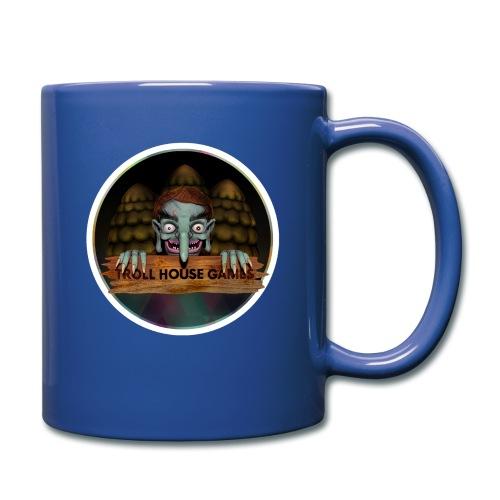 Troll House Games Logo - Full Color Mug