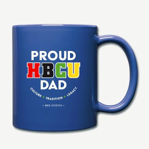 Proud HBCU Dad - Full Color Mug