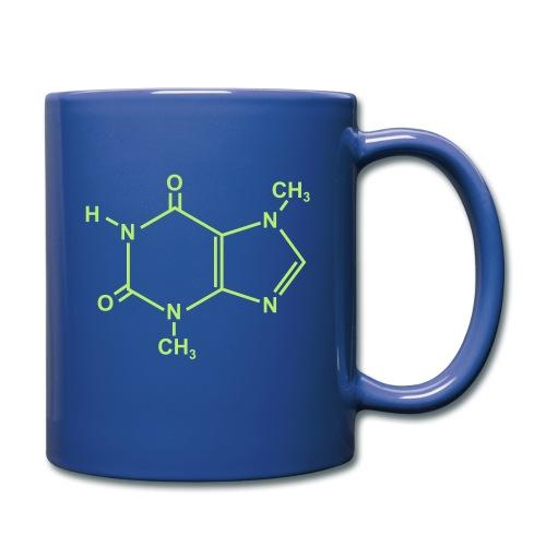 Chocolate (Theobromine) Molecule - Full Color Mug