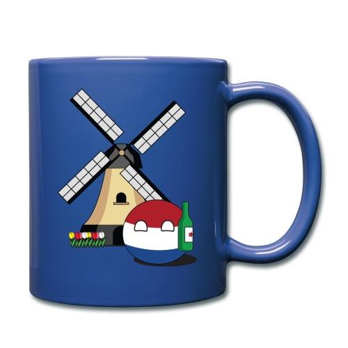 NetherlandsBall I - Full Color Mug