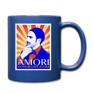 Amori_poster_1d - Full Color Mug