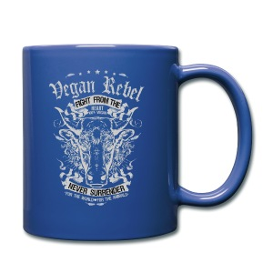 Vegan Rebel - Full Color Mug