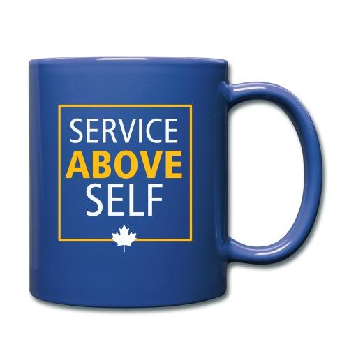 Service Above Self - Full Color Mug