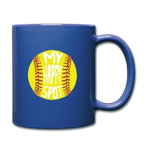 People s Republic of Burlington Softball - Full Color Mug