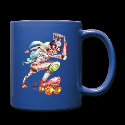 Roller Derby - Full Color Mug