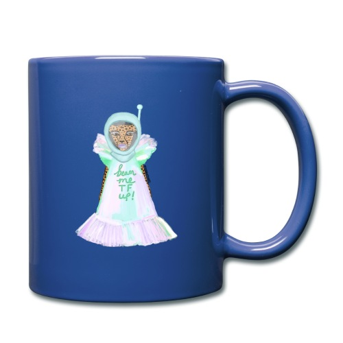 Beam Me Up - Full Color Mug