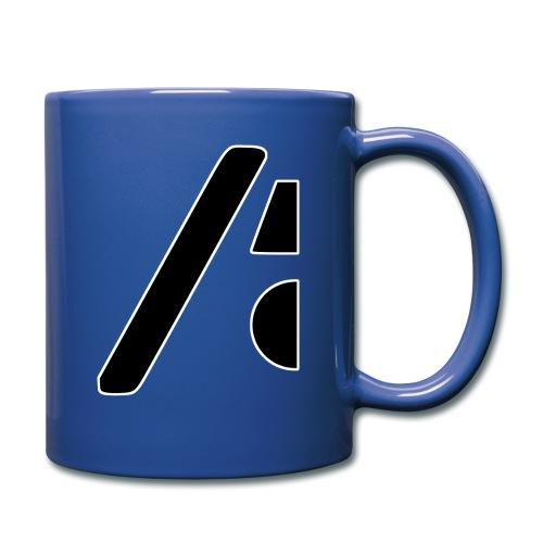 Half the logo, full on style - Full Color Mug