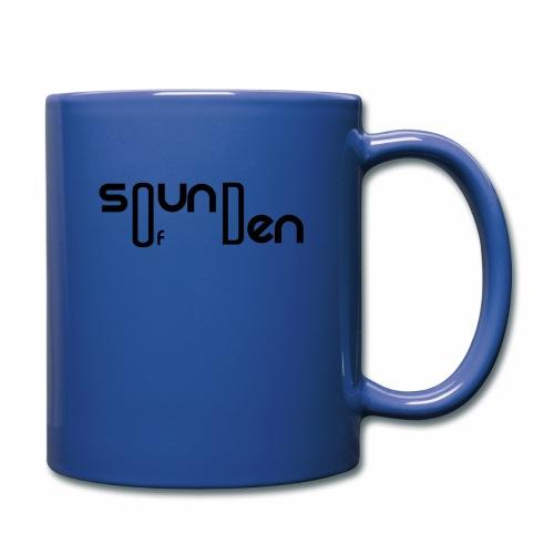 Soundofden Classical Black Logo - Full Color Mug