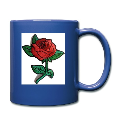 t-shirt roses clothing🌷 - Full Color Mug