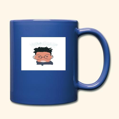 weiweigang logo edit - Full Color Mug