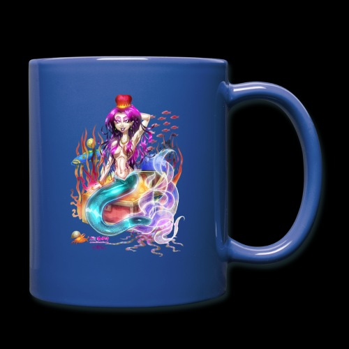Sunken Treasure - Full Color Mug