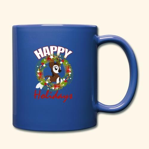 OKAPI HOLIDAY - Full Color Mug