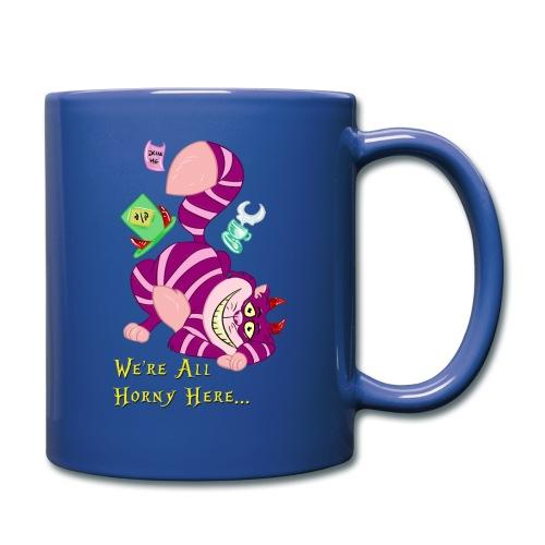 Cheshire Cat - Full Color Mug
