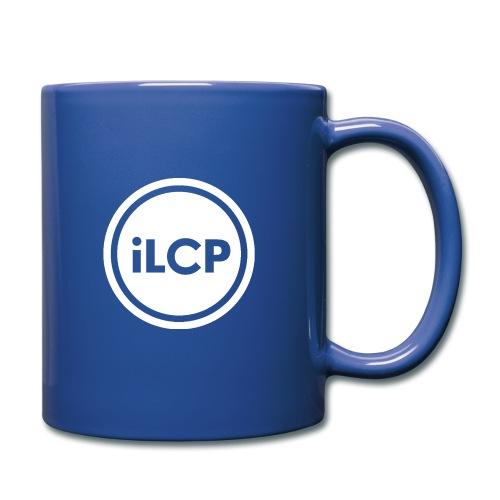 iLCP logo circle white KO - Full Color Mug