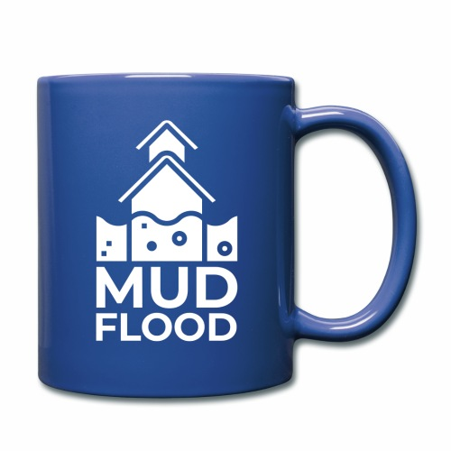 Mud Flood Evidence Worldwide - Full Color Mug