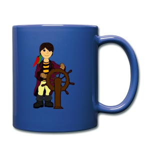 Alex the Great - Pirate - Full Color Mug