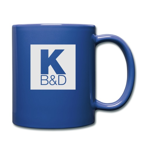 KBD_White - Full Color Mug