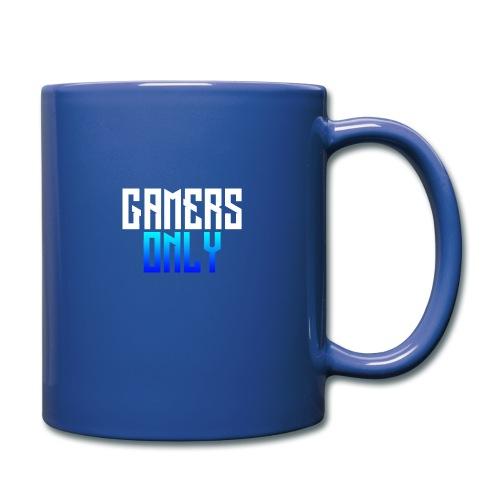 Gamers only - Full Color Mug