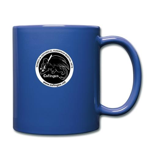 Esfinges Logo Black - Full Color Mug