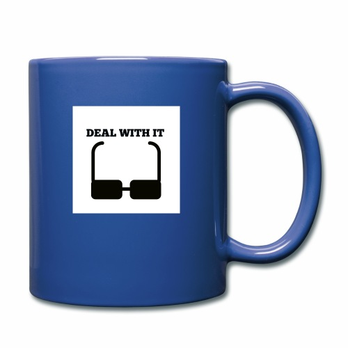Deal with it - Full Color Mug