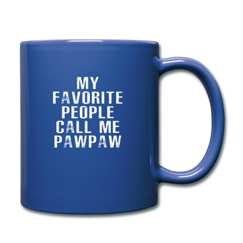 My Favorite People Called me PawPaw - Full Color Mug