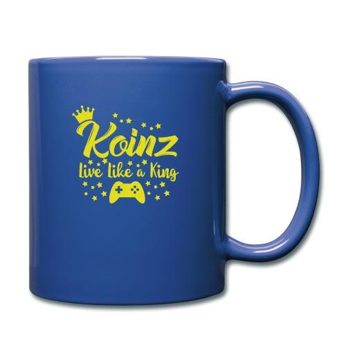 Live Like A King - Full Color Mug