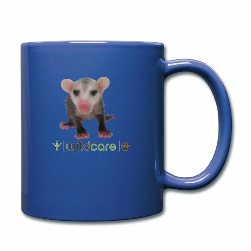 Baby Opossum in Care at WildCare - Full Color Mug