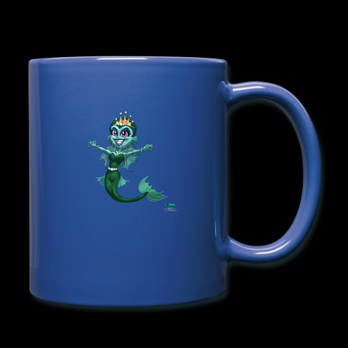 Swimming - Full Color Mug