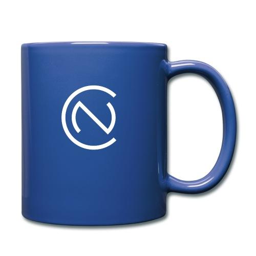 TNC Logo White - Full Color Mug