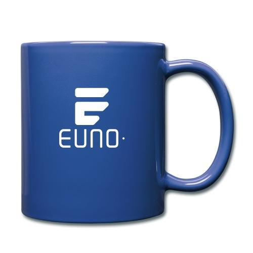 EUNO LOGO POTRAIT WHITE - Full Color Mug
