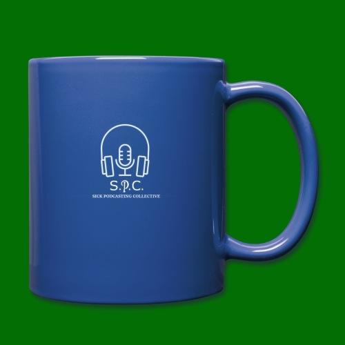 SPC Logo White - Full Color Mug
