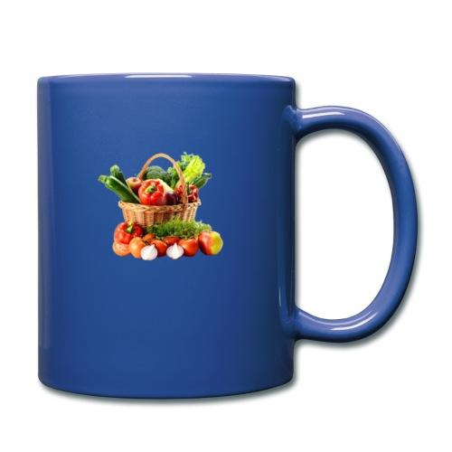 Vegetable transparent - Full Color Mug