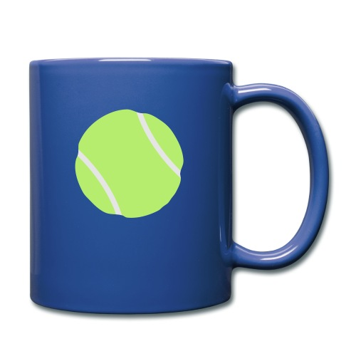 tennis ball - Full Color Mug