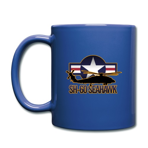 SH 60 sil jeffhobrath MUG - Full Color Mug