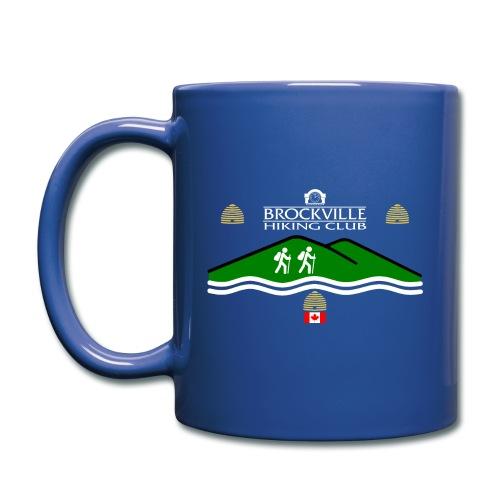 Brockville Hiking Club Flag - Full Color Mug