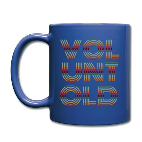 Voluntold Subdued - Full Color Mug