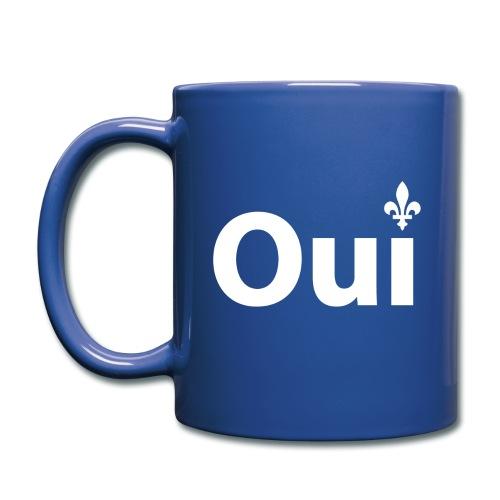 Oui Québec - Full Color Mug
