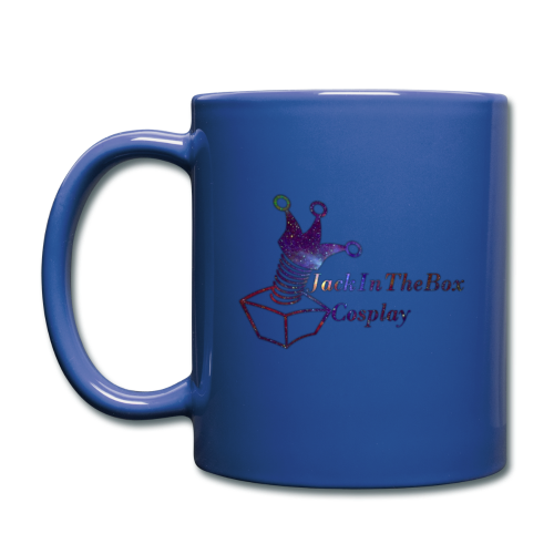 JackInTheBox Cosplays TM Logo - Full Color Mug