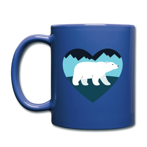 Polar Bear Love - Full Color Mug