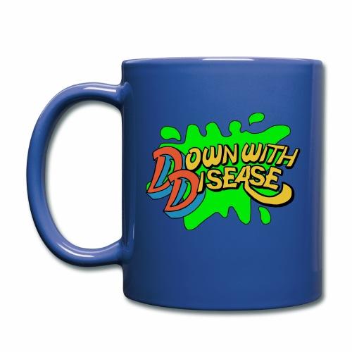 downwithdisease - Full Color Mug