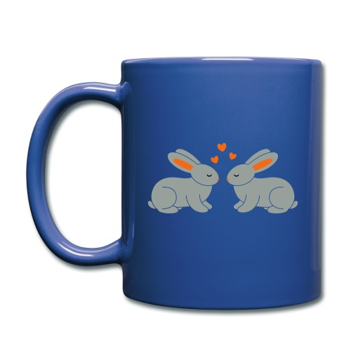 Rabbit Love - Full Color Mug