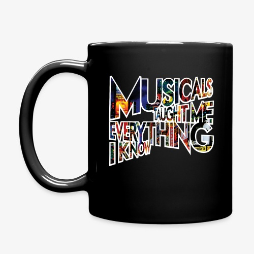 MTMEIK Broadway - Full Color Mug