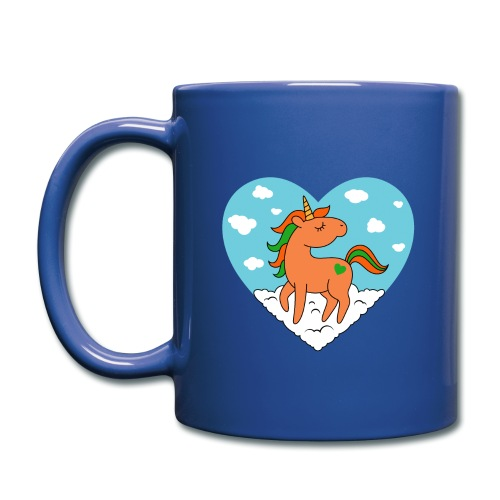 Unicorn Love - Full Color Mug